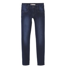 710 - Jean slim - denim azul