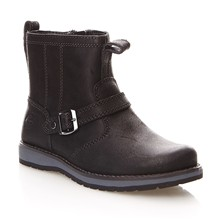 Kidder Hill Ankle Boot - Botines de cuero - negro