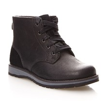 Kidder Hill Wedge 6 - Boots mit Lederanteil - schwarz