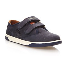 Groveton Plain Toe - Sneakers con inserti in pelle - blu scuro