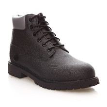 6 In Premium WP Boot - Scarponcini in misto pelle - nero