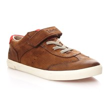 Hookset Camp Ox Bung - Sneakers in pelle - marrone scuro