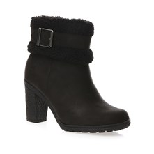Glancy Teddy - Botines - negro