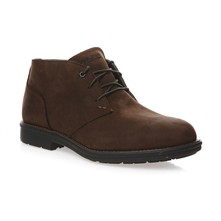 Carter Notch Chukka - Zapatos de cuero - chocolate
