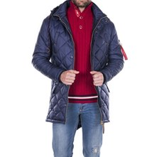 Cappotto - blu scuro