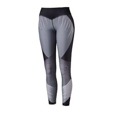 Leggings - grau