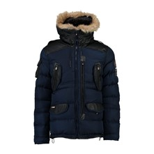 Buckleburry - Parka - marineblau