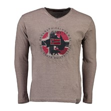 Jexpedition - Camiseta - gris arenoso