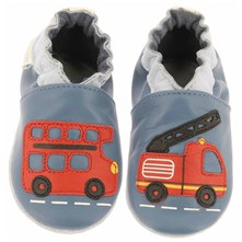 London Street - Pantuflas - denim azul