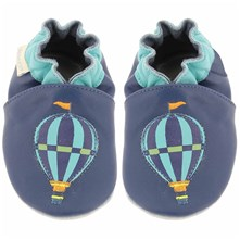 Balloon Race - Pantuflas - azul