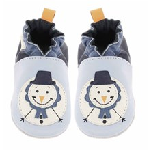 Snow Party - Pantuflas - celeste