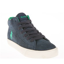 BRONSON MID - High Sneakers - marineblau