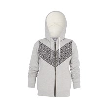 TRIBAL MUSE CAMIZ TATOOIZ - Hoody - grau