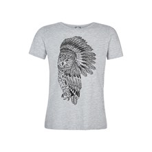 TRIBAL MUSE NEWSKOULIZ HIBOUIZ - Camiseta interior - gris