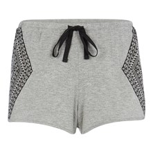 TRIBAL MUSE HIGHIZ GEOMETRIZ - Shorts - grau