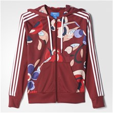 Originals - Sportjacke - bordeauxrot
