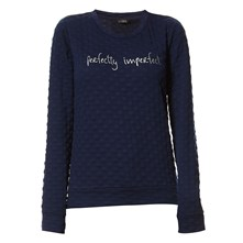 amaele17 - Sweat-shirt - bleu marine