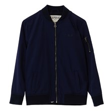 moneye17 - Varsity-Jacket - blau