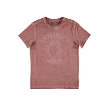 T-Shirt - indisches rosa