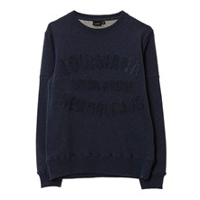 Sweatshirt - indigo blue