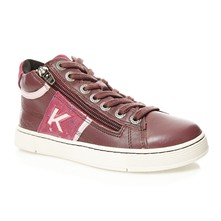Poolover - Sneakers in pelle - rosa
