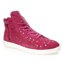 Hatila - Sneakers in pelle - rosa india