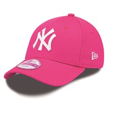 9FORTY MLB League Basic NY Yankees - Schirmmütze - rosa