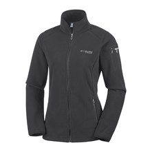 Titan Pass 2.0 Fleece - Fleece jack - zwart