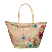 Eden - Shopping Bag - gemustert