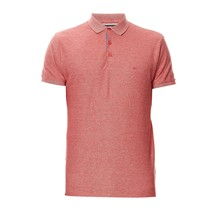 Refined Polo - Polohemd - rot