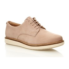 Glick Darby - Derbies en cuir - rose