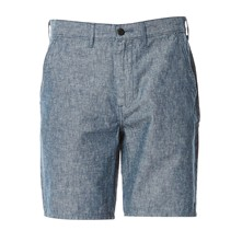 Straight Chino Short - Shorts - jeansblau
