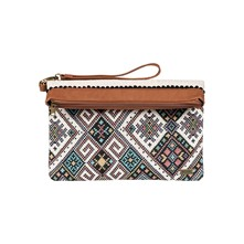 Purse Addict - Clutch - gemustert