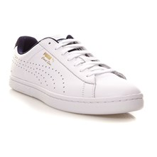 Court Star Crafted - Zapatillas de cuero - blanco