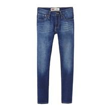 520 - Jeans slim - washed blauw