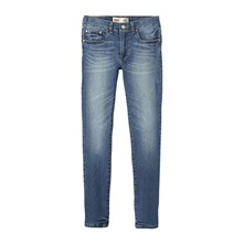 510 - Jeans skinny - washed blauw