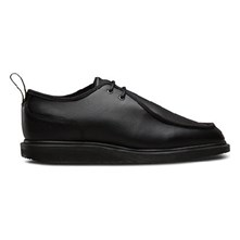 Leverton - Mocasines de cuero - negro