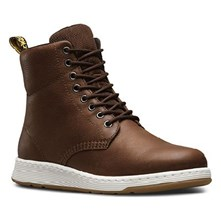 Rigal - Sneakers in pelle - cammello