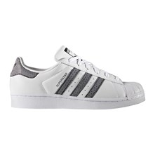 Superstar W - Ledersneakers - weiß