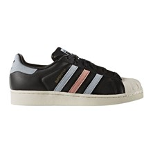 Superstar W - Ledersneakers - schwarz