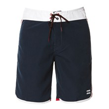 Board-Shorts - marineblau