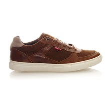 Perris Oxford - Gympen - bruin