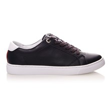 VENUS - Sneakers in pelle - nero