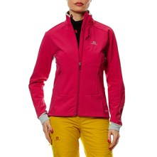 Veste coupe-vent - rose
