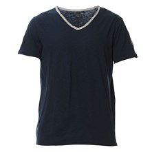 Pierre - T-shirt - marineblauw