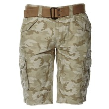 TR BATTLE 30 PO - Short - kaki