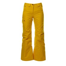 Pantalon de ski - moutarde