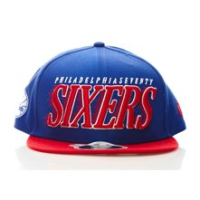 59Fifty Sixers - Pet - blauw