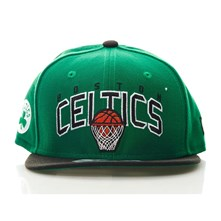 59Fifty Celtics - Pet - groen