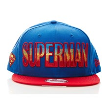 Superman - Gorra - azul